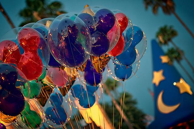 Disney world & dreams
